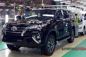 Cara Toyota Pangkas Impor Bahan Baku
