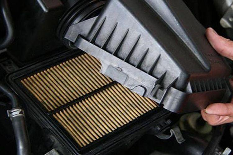 Filter udara mesin