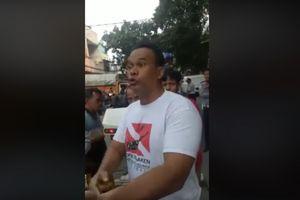 Anggota DPRD DKI dari Gerindra Ini Marah Mobilnya Hendak Diderek Dishub