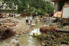 Banjir Akibat Hujan Terparah dalam Satu Abad, 164 Warga India Tewas