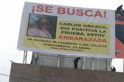 Perempuan Meksiko Pasang Baliho untuk Cari Pria yang Menghamilinya