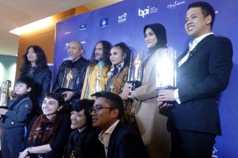 Film Marlina Si Pembunuh Dalam Empat Babak Borong 10 Piala Citra