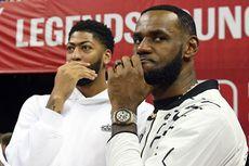 Gaya LeBron James Kenakan Arloji Rp 1,4 Miliar