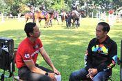 Saat Jokowi Bicara tentang Asian Games kepada Mantan Atlet