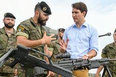 Kanada Siap Pimpin Misi Latihan Militer NATO di Irak