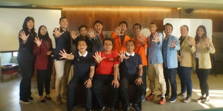 Sebanyak 10 universitas siap bertanding di ajang  LIMA Futsal Blibli.com West Java Conference (WJC) 2017 yang diselenggarakan di Progresif Futsal, Bandung, pada 1-6 Agustus 2017.