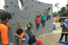 Menengok Taman Bermain Ramah Anak di Depok