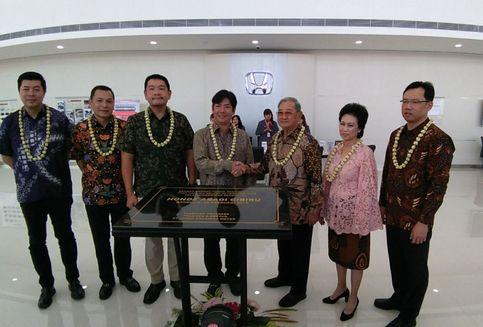 Bangun Dealer Senilai Rp 70 Miliar, Honda Perluas Pangsa Pasar di Bandung Timur