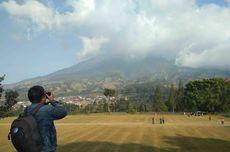 Sempat Padam, Titik Api Muncul Lagi di Gunung Sindoro dan Sumbing
