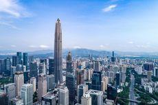 Sukses Bangun Gedung Tertinggi Tahun Ini, China Dominasi Dunia