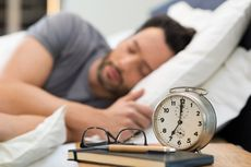 Studi Baru: Tidur di Akhir Pekan Tak Bisa Gantikan Kurang Tidur Malam