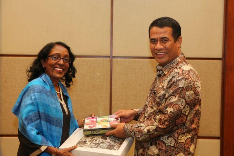 FAO Apresiasi Capaian Sektor Pertanian Indonesia