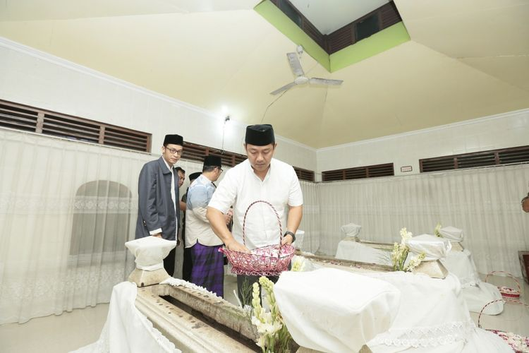 Wali Kota Semarang Ziarah ke Makam Ki Ageng Pandanaran