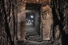 Misteri Mesir Kuno, Arkeolog Temukan Makam Megah Bak Istana di Luxor