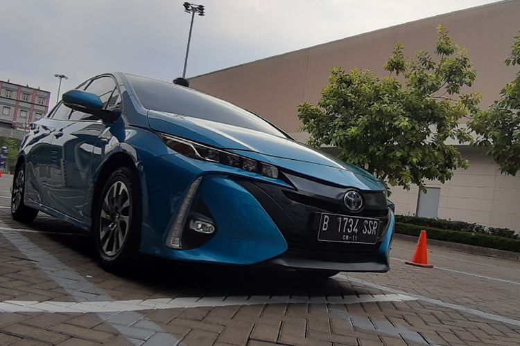 Toyota electricfication day 2019
