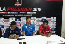 Kalah dari Persipura, PSM Tersingkir dari Piala Presiden 2019