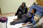 Ditembak Pasukan Israel, Bocah Palestina Kehilangan Kakinya