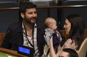 Ketika Bayi PM Selandia Baru Curi Perhatian di Markas PBB