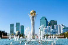 Tentang Perubahan Nama Ibu Kota Kazakhstan, Demonstran Ditangkap
