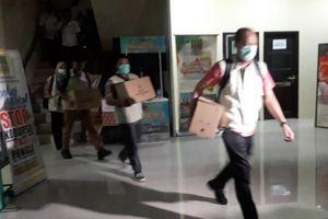 7 Jam Penggeledahan, KPK Bawa Dokumen Terkait Izin Meikarta, Undangan, hingga Notulensi Rapat