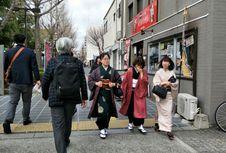 Simak! Sejarah Kimono dari Masa ke Masa...