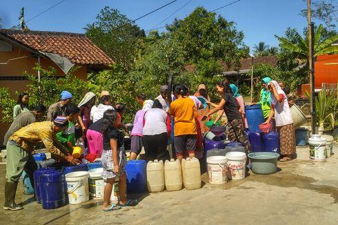 3.922 KK di Cilacap Mengalami Krisis Air Bersih