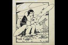 Gambar Asli Sampul Komik Tintin Pertama Terjual Rp 15,9 Miliar dalam Lelang
