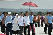 Tiba di Lombok, Presiden Jokowi Tinjau Rehabilitasi Pasca-gempa