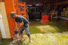 Kena Banjir Rob, OK OCE Mart Muara Angke Tutup Sementara