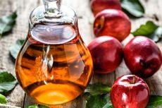 Selain untuk Kesehatan, Ini Manfaat Lain Cuka Apel