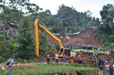 Satu Keluarga Tertimbun Longsor di Bogor, Jasad Istri dan 2 Anak Ditemukan