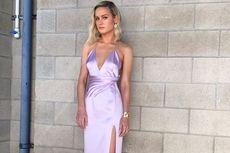 Brie Larson Tak Khawatir soal Berat Badan