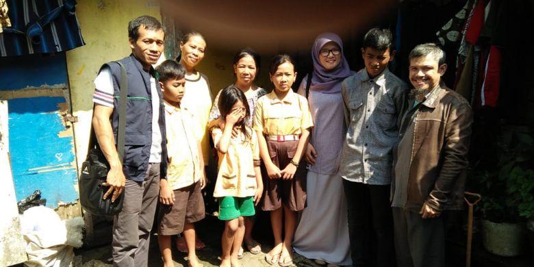 Berkat Direspons Ganjar di Medsos, Anak Ini Bisa Sekolah Lagi
