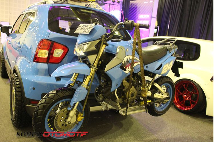 Modifikasi Suzuki Ignis IMX 2018