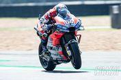 Dovi Pimpin FP1, Lorenzo Mundur dari MotoGP Jepang