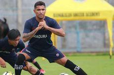 Beto Berharap Sriwijaya FC Lunasi Tunggakan Gaji Dua Bulan