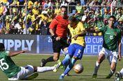Neymar Optimistis Pulih dan Ingin Bawa Brasil Juara Piala Dunia 2018