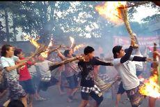 Jelang Nyepi, Umat Hindu Lombok Perang Api