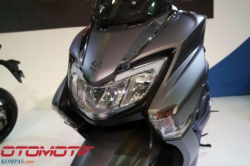 Alasan Suzuki Tak Mau Perang Terbuka dengan NMAX dan PCX