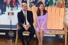 Hadiri KTT Kesehatan Mental, Kate dan Pangeran William Pakai Baju Lama