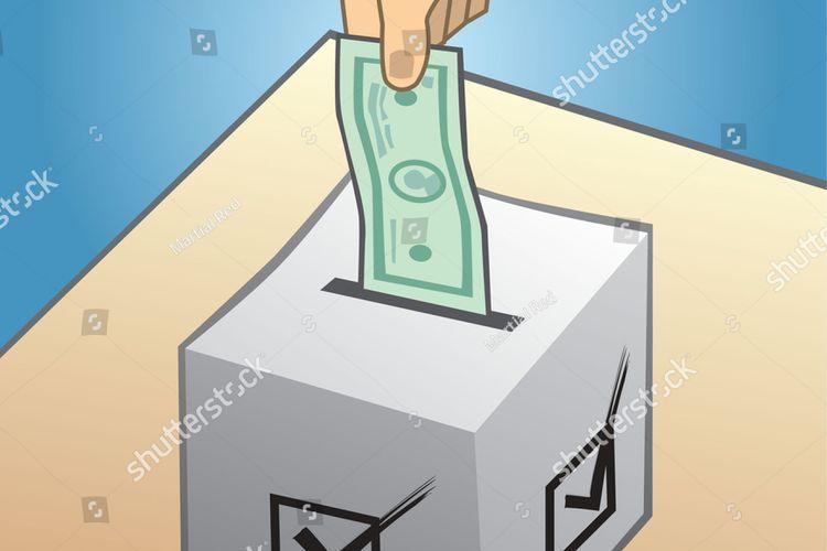 Survei LIPI: Masyarakat Memandang Politik Uang Bagian dari Pemilu, Tidak Dilarang