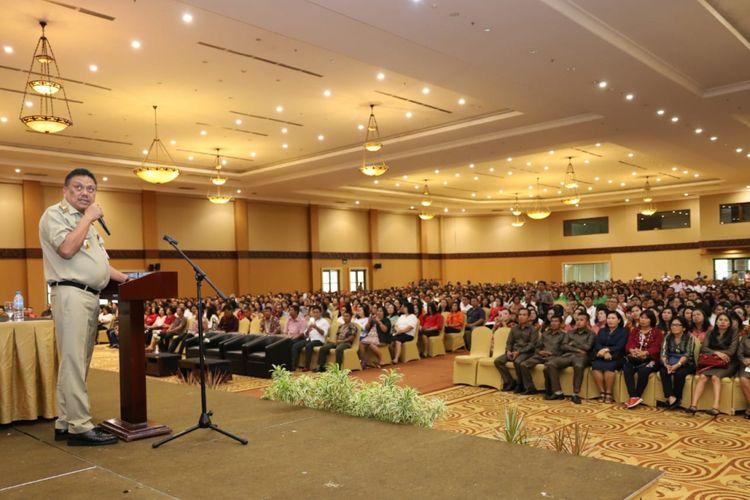 Berlandas Pancasila, Pelayan Gereja Harus Jadi Pelopor di Masyarakat