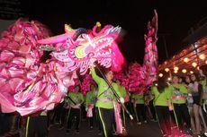 Kemeriahan Pawai Lampion Cap Go Meh 2569 di Singkawang
