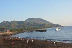 Merenungkan Bung Karno di Pantai Ria Ende Flores (1)