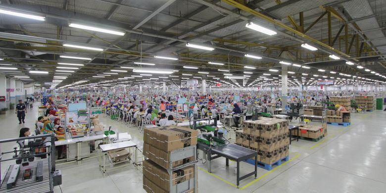 Pabrik Mattel di Cikarang adalah yang terbesar di dunia, dibandingkan dengan di Tiongkok, Malaysia, Thailand dan Meksiko, dimana 50 persen dari materinya diproduksi secara lokal.