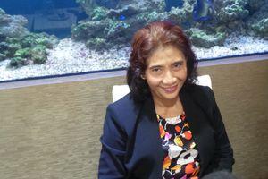 Menteri Susi Heran Ada Perempuan Dandan Hingga Satu Jam