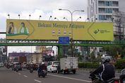 Baliho Rahmat Effendi-Syaikhu di Jalan Ahmad Yani Akan Ditertibkan