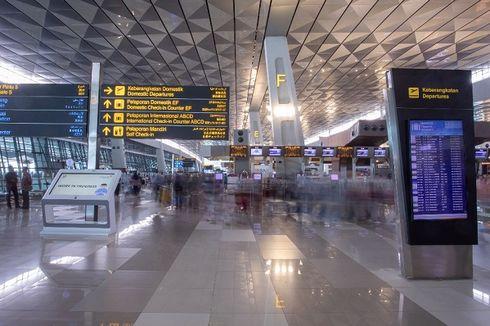 Sistem Check In Penerbangan Internasional Terminal 3 Soetta Sempat Gangguan