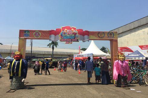 Pesta Rakyat Digelar untuk Warga di Dekat TPST Bantar Gebang