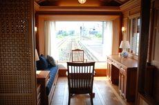 Mengintip Interior Kereta Tidur Mewah Pertama Jepang